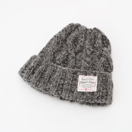 オフプライスストア(ファッショングッズ)(OFF PRICE STORE(Fashion Goods))のARGYLL AND BUTE WOOL-COTTON MIX WATCH CAP