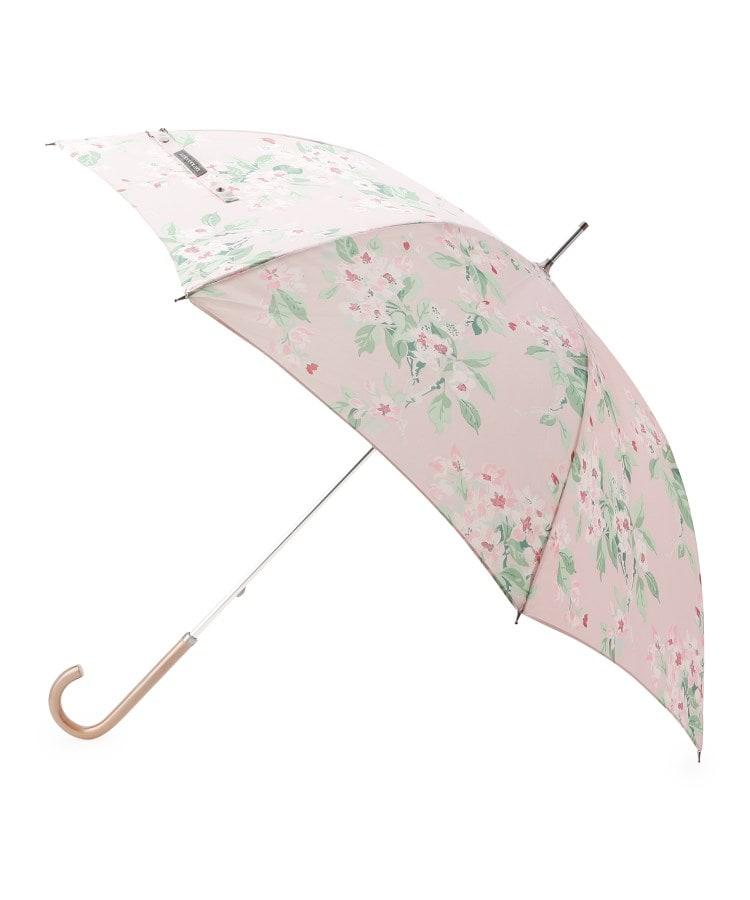 LAURA ASHLEY HOME(ローラアシュレイホーム) フラワー柄プリント長傘