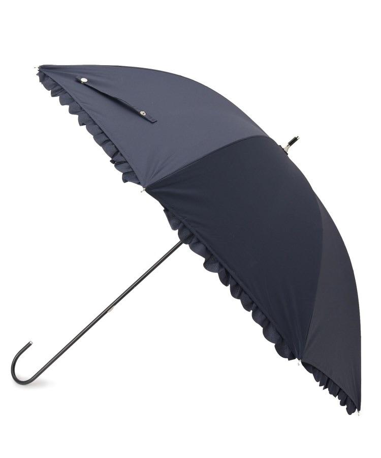 ITS' DEMO(イッツデモ) because 晴雨兼用スカラップ長傘