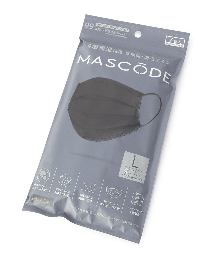ITS' DEMO(イッツデモ) マスコードマスク /Lサイズ
