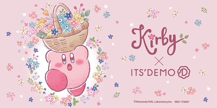 Kirby×ITS'DEMO