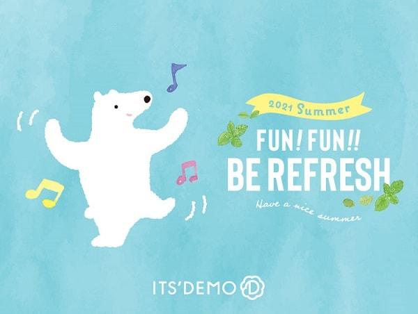 FUN!FUN! BE REFRESH