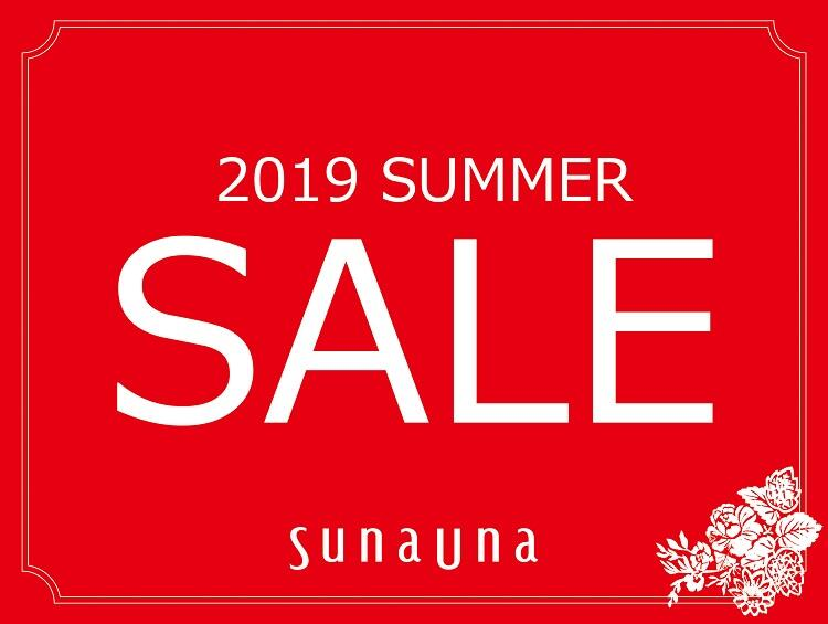 SUMMER  SALE♪ | SunaUna (スーナウーナ)