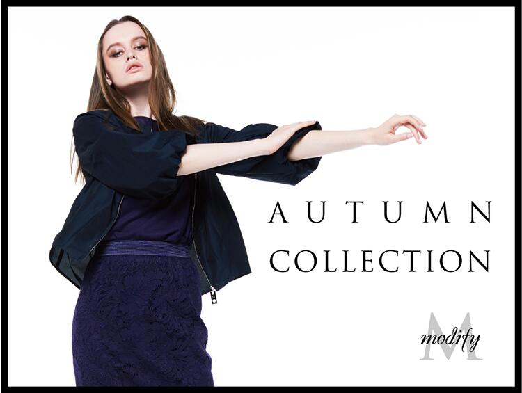 2019 AUTUMN COLLECTION | Modify(モディファイ)