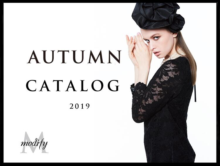 2019 Autumn Catalog | Modify(モディファイ)