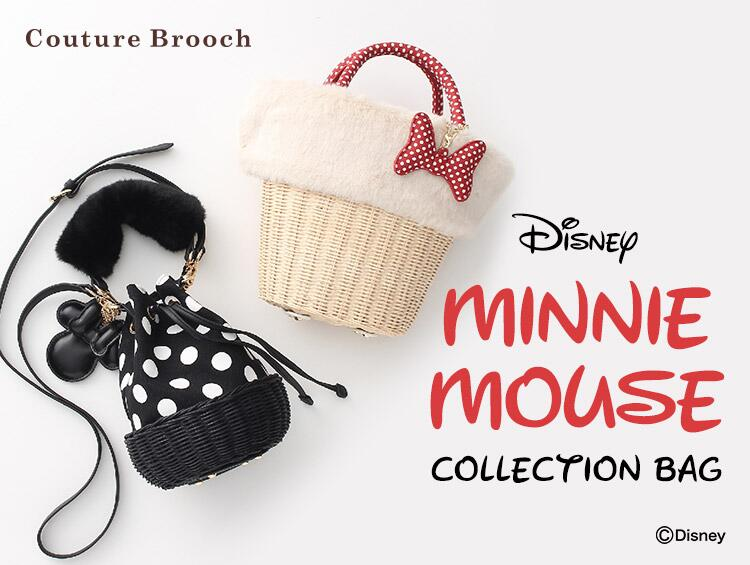 【minnie mouse collection bag】 | Couture brooch(クチュールブローチ)