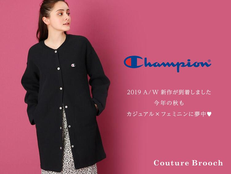 【Pick Up! Select Brand 'Champion'】 | Couture brooch(クチュールブローチ)