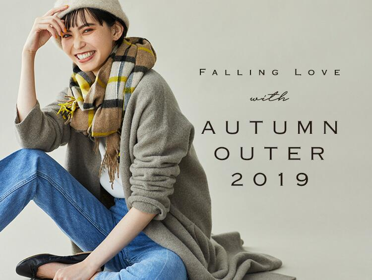FALLING LOVE with AUTUMN OUTER 2019