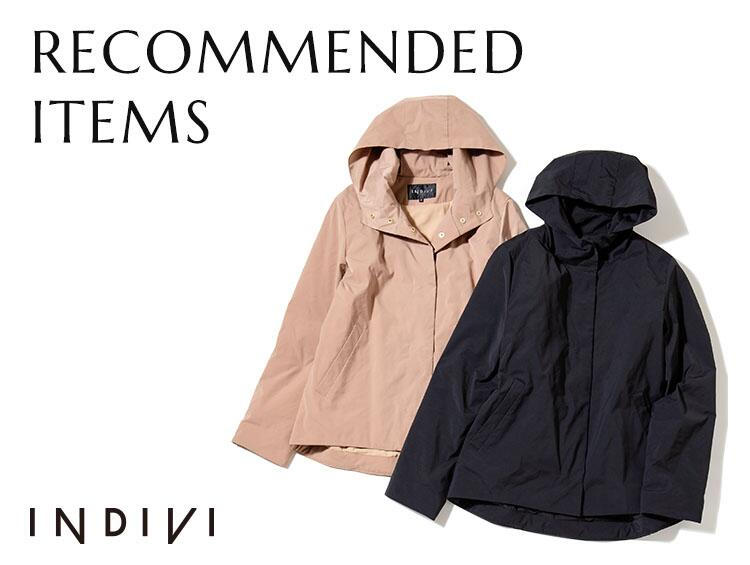 RECOMMENDED ITEMS! | INDIVI(インディヴィ)