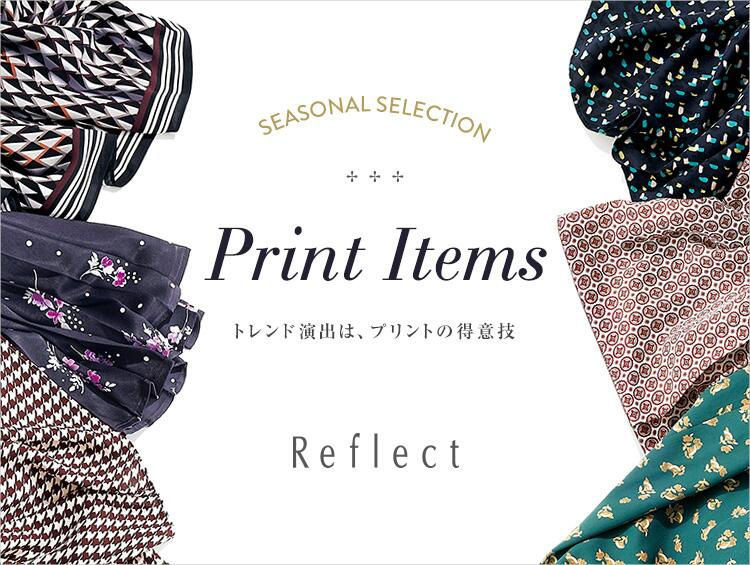 Print Collection -京プリント- | Reflect(リフレクト)