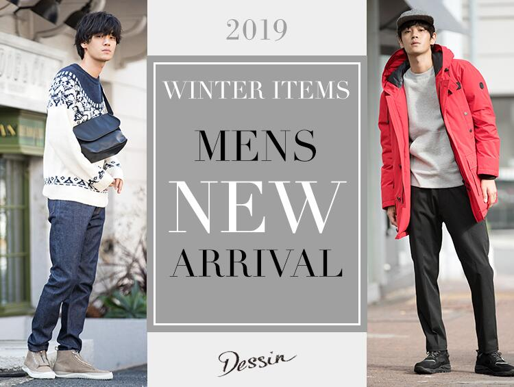 MENS NEW ARRIVAL | Dessin(デッサン)