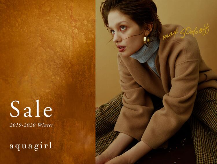【MAX50%OFF】AUTUMN|WINTER | aquagirl(アクアガール)