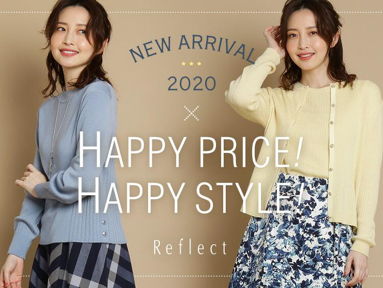 HAPPY PRICE!HAPPY STYLE! | Reflect(リフレクト)