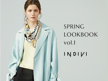 2020 SPRING & SUMMER LOOKBOOK | INDIVI(インディヴィ)