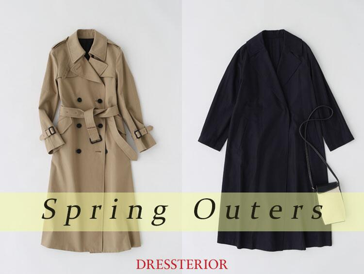 Spring Outers | DRESSTERIOR(ドレステリア)