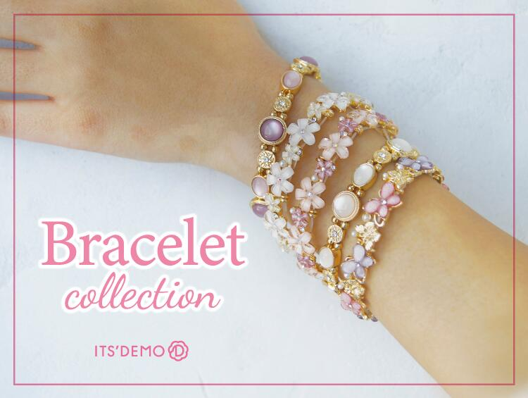 Bracelet Collection | ITS' DEMO(イッツデモ)