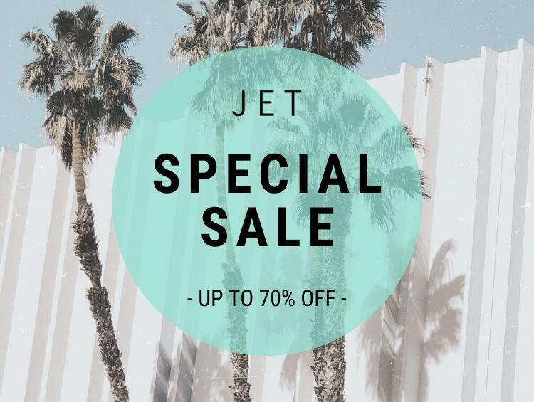 SPECIAL SALE! UP TO 70%OFF | JET (ジェット)