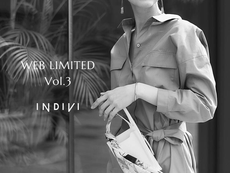 WEB LIMITED Vol.3 | INDIVI(インディヴィ)