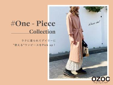 「New In」One - Piece Collection | OZOC(オゾック)