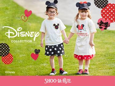 【NEW ARRIVAL】KIDS DISNEY COLLECTION | SHOO・LA・RUE (シューラルー)