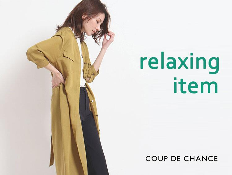 relaxing ITEM♪ | COUP DE CHANCE(クードシャンス)