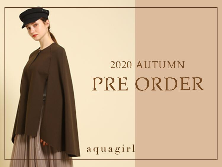 """2020 AUTUMN PRE ORDER"" START!! 