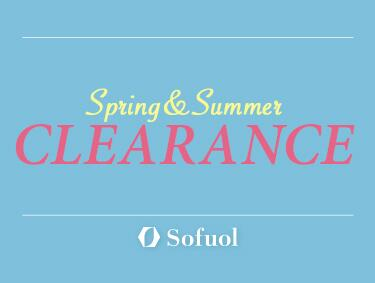 2020 Spring&Summer CLEARANCE | Sofuol(ソフール)