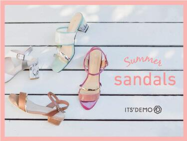 ★Summer sandals★ | ITS' DEMO(イッツデモ)