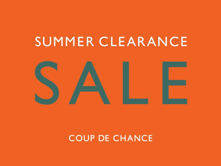 SUMMER CLEARANCE!! | COUP DE CHANCE(クードシャンス)