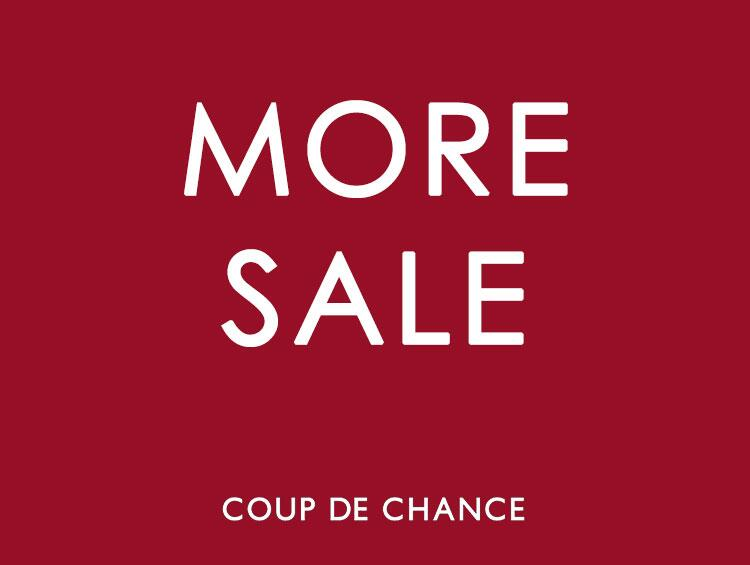 MORE SALE!!!! | COUP DE CHANCE(クードシャンス)