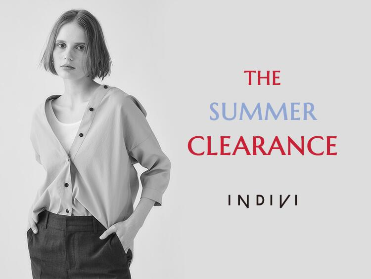 THE SUMMER CLEARANCE | INDIVI(インディヴィ)