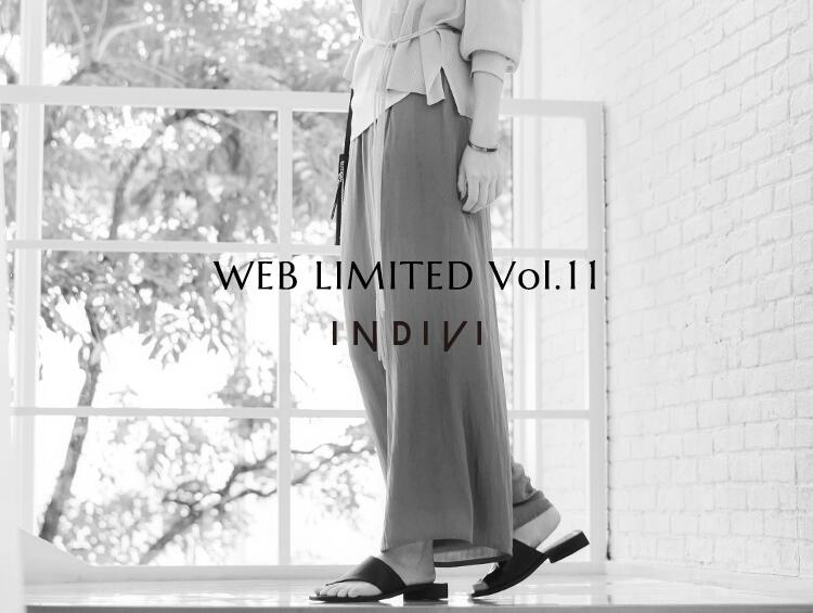 WEB LIMITED Vol.11 | INDIVI(インディヴィ)
