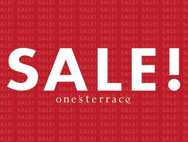 SUMMER SALE! | one'sterrace (ワンズテラス)