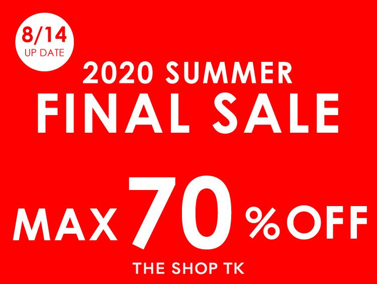FINAL SALE!! MAX 70%OFF!! | THE SHOP TK(ザ ショップ ティーケー)