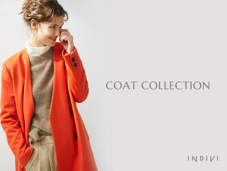 COAT COLLECTION | INDIVI(インディヴィ)