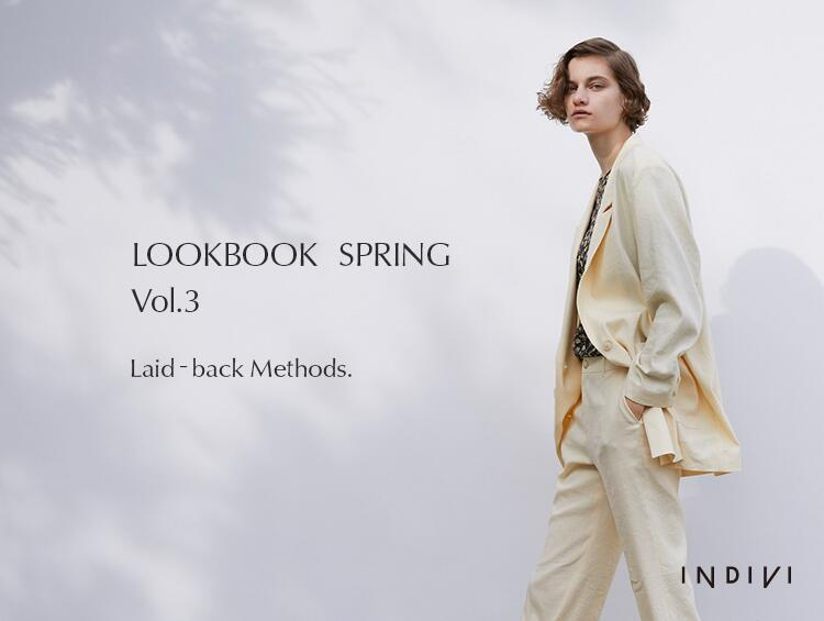LOOK BOOK Vol.3 | INDIVI(インディヴィ)