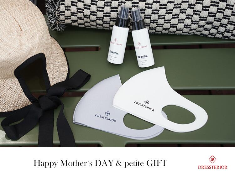Happy Mother's Day&petite GIFT! | DRESSTERIOR(ドレステリア)