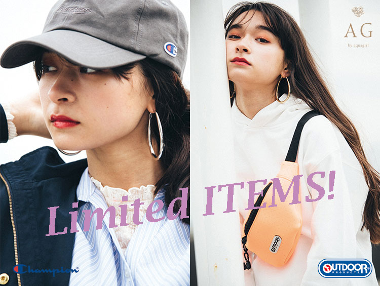『Champion』と『OUTDOOR PRODUCTS』との別注アイテムが登場!