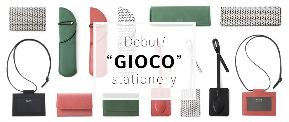 "《Debut!》Stationery Item ""GIOCO"""