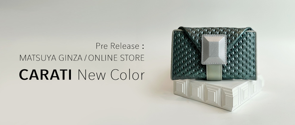 Pre Release - CARATI New Color