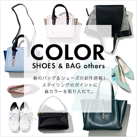 COLOR SHOES & BAG Others