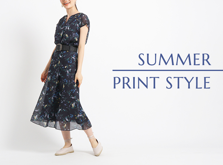 SUMMER PRINT STYLE