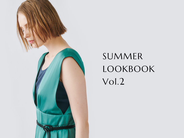 LOOKBOOK SUMMER Vol.2