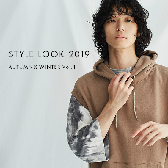 STYLE LOOK 2019 AUTUMN & WINTER Vol.1