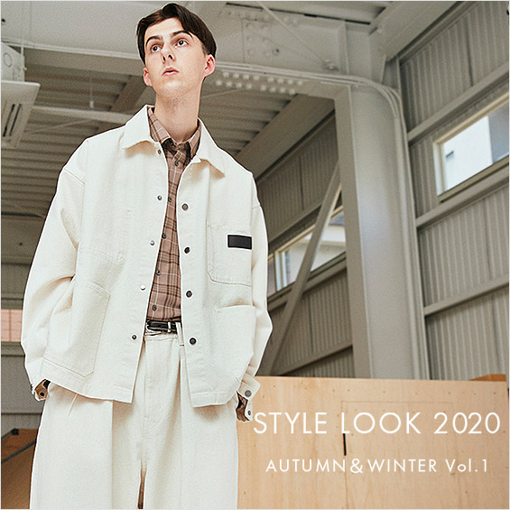 STYLE LOOK 2020 AUTUMN & WINTER Vol.1
