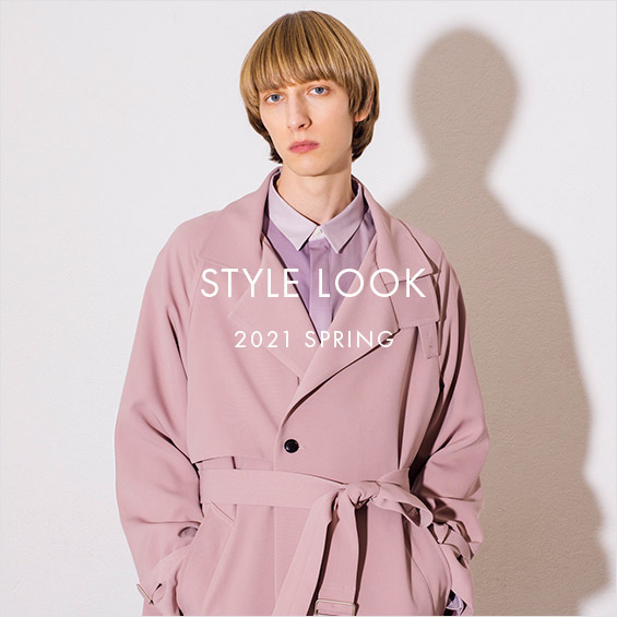 STYLE LOOK 2021 SPRING