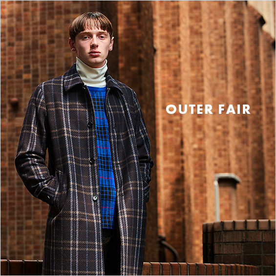 2018 AUTUMN AND WINTER OUTER FAIR