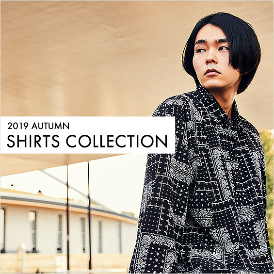 2019 AUTUMN SHIRTS COLLECTION