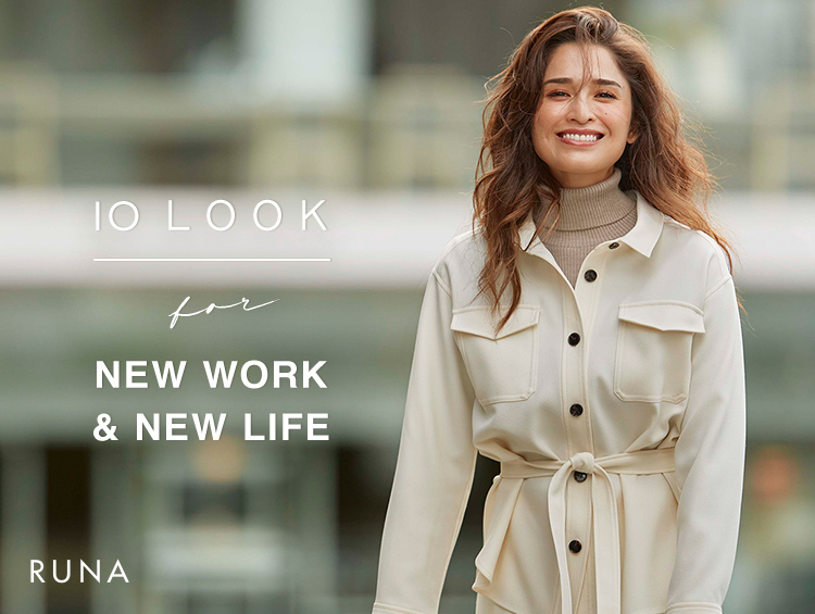 10 LOOK for NEW WORK & NEW LIFE